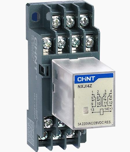 NXJ系列小型電磁繼電器
